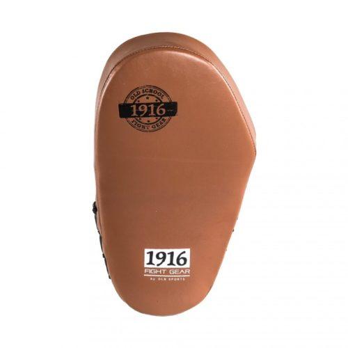 1916 Focus Mitt Pads Retro Bruin