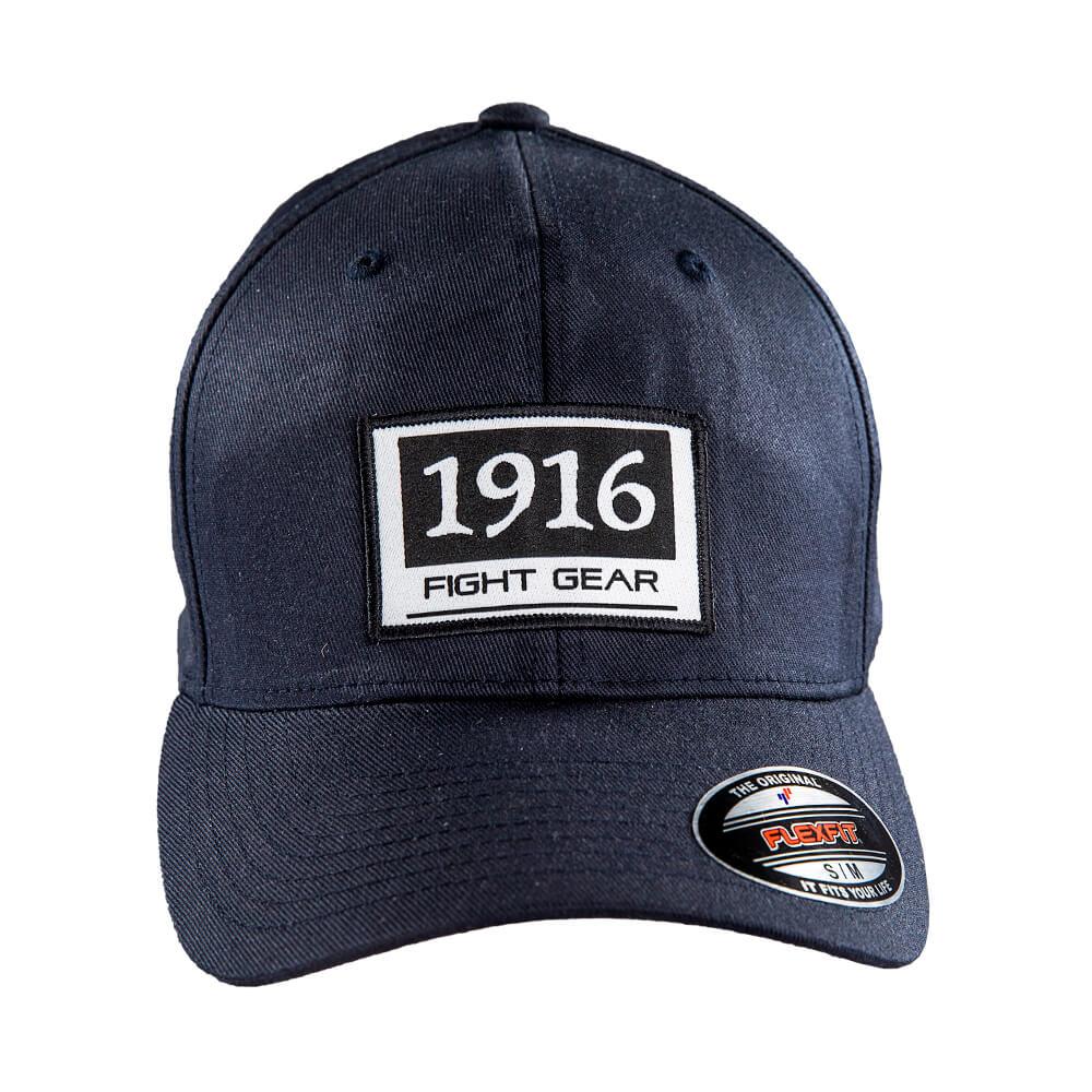 1916 baseball pet blauw