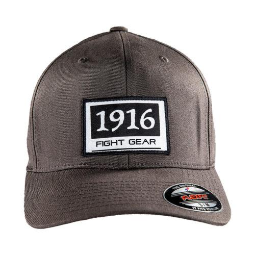 1916 baseball pet grijs