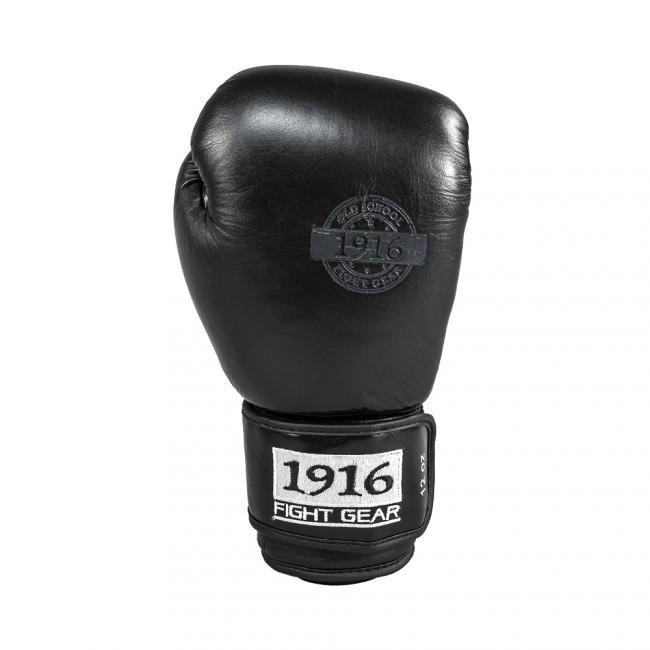 1916 bokshandschoen old school zwart