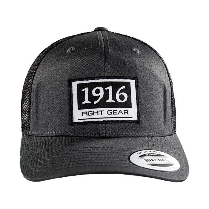 1916 Trucker Pet grijs